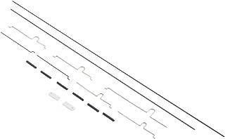 E-flite Pushrod Set: UMX P-51 BL, EFLU3308