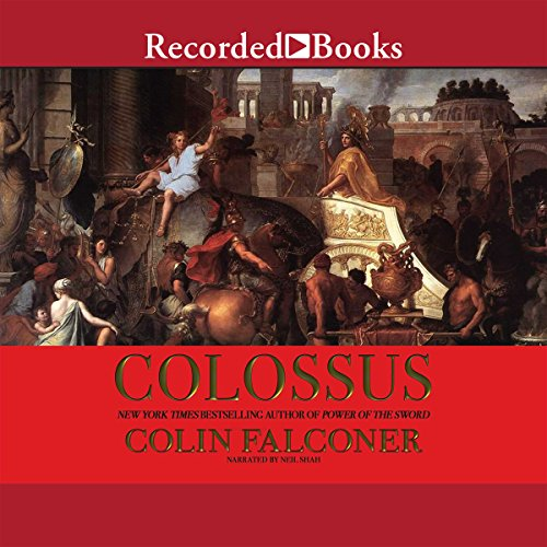 Colossus Audiobook By Colin Falconer cover art