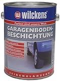 Wilckens 11671100080 Garagenbodenbeschichtung, RAL 7001 silbergrau, 2,5 Liter
