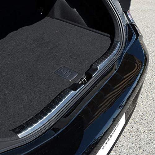 High Flying Für Corolla E210 Hybrid 5 Türer 2019 2021 Interieur Heckstoßfängerschutz Edelstahl 1 Stück Nicht Für Corolla Touring Sports Auto