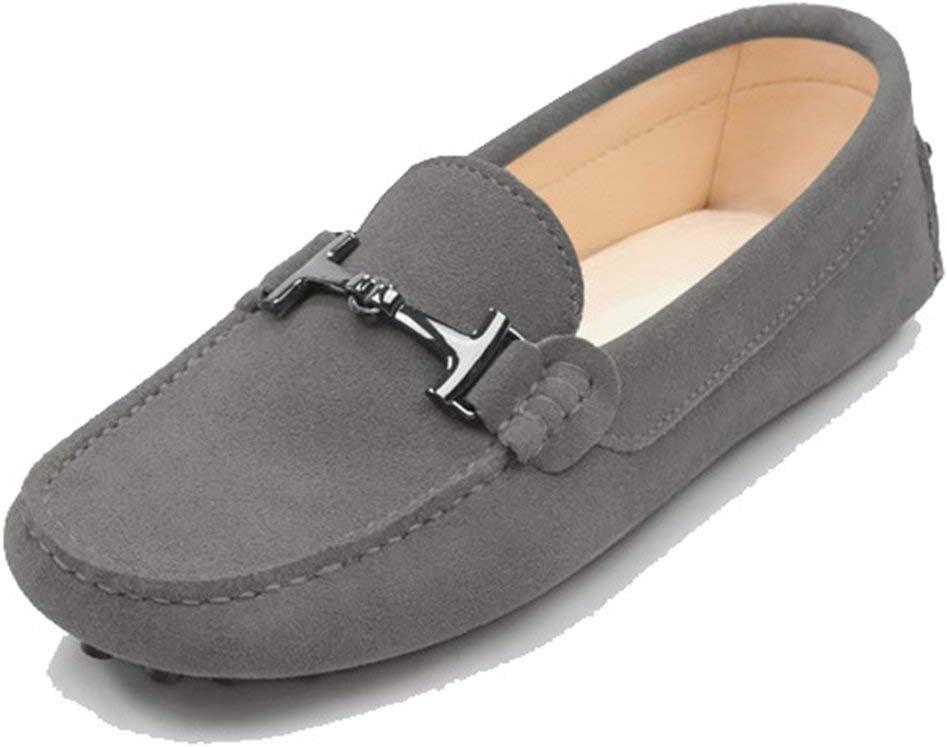 Dancing Shoes In stock Ladies Women's quality assurance Casual Buckle Metal Walking Slip-on
