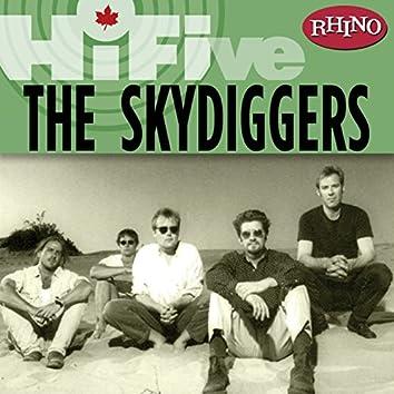 Rhino Hi-Five: Skydiggers
