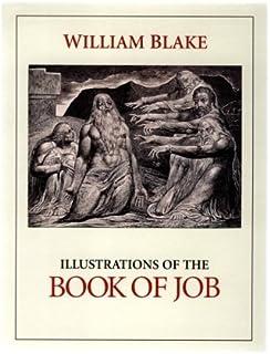 William Blake: Illustration of the Book of Job