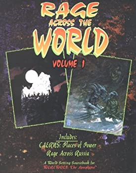 Rage Across the World: Volume 1: Caerns: Place of Power and Rage Across Russia