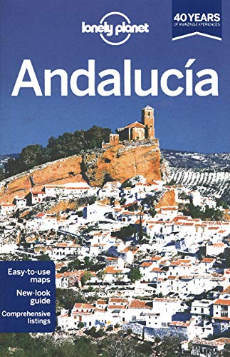 Lonely Planet Andalucia [Lingua Inglese]