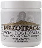 Best Dog Minerals - Mezotrace 1400 Special Dog Formula Natural Minerals Review