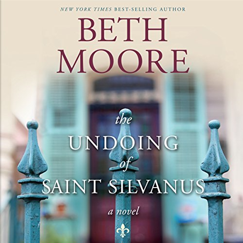 The Undoing of Saint Silvanus audiobook cover art