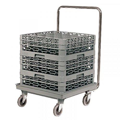Sambonet kruiwagen met PP handvat en roestvrij staal