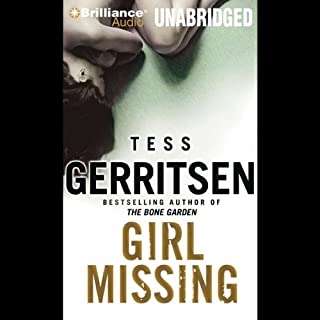 Girl Missing cover art