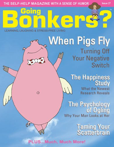Going Bonkers? Issue 27 (English Edition)