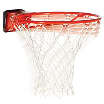 Spalding Pro Slam Basketball Rim Red