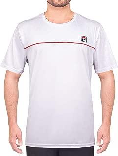 Camiseta Fila Square Branca