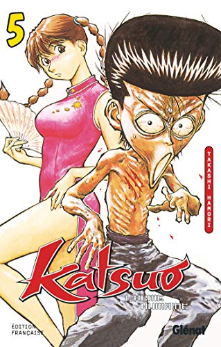 Katsuo, l'arme humaine, tome 5