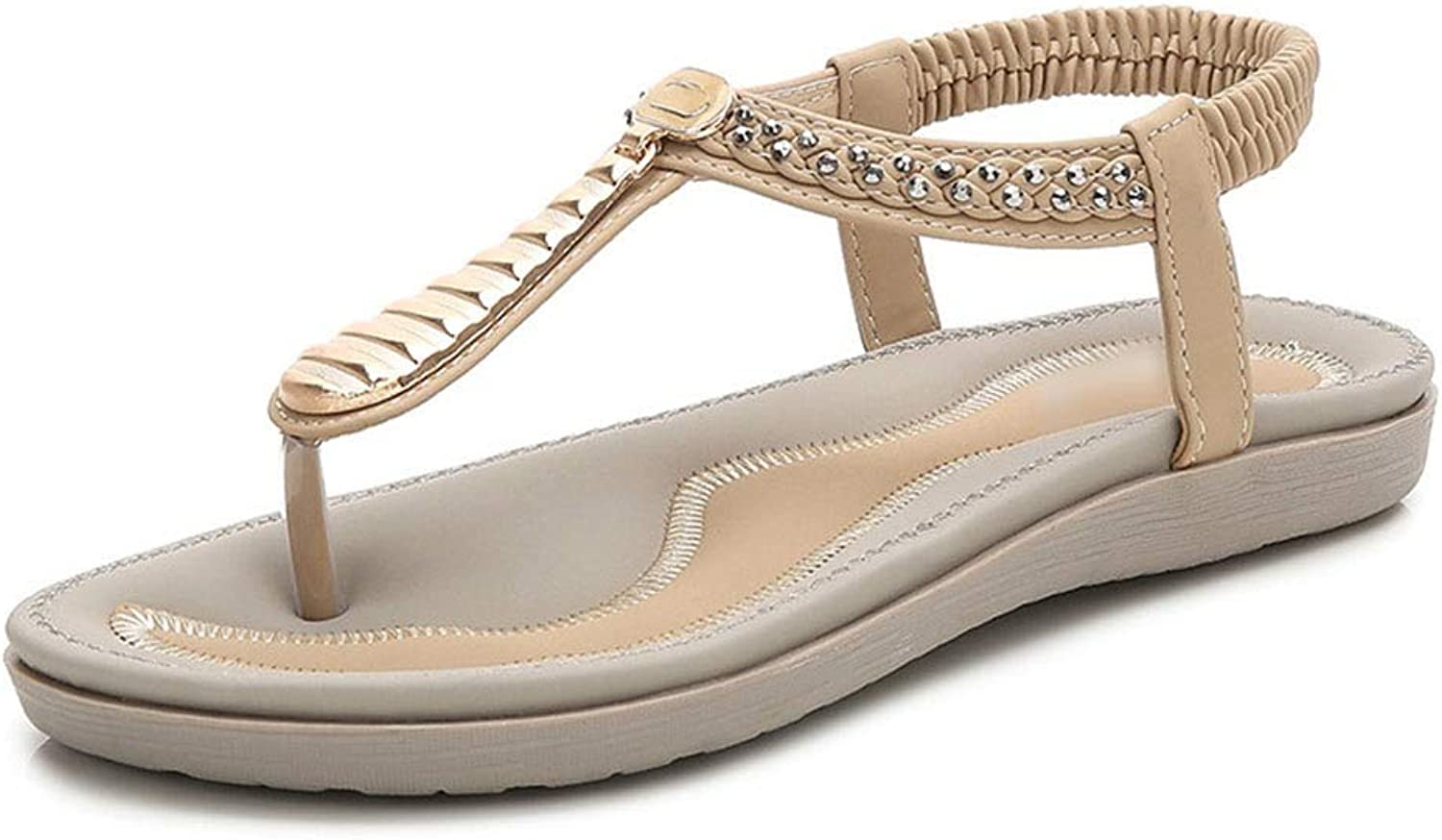 WENNEW Prostrate Bohemian Sandals Women's shoes