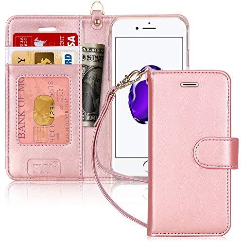 cover a portafoglio iphone 7 FYY Cover iPhone 8