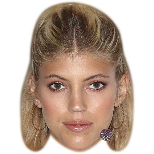 Celebrity Cutouts Devon Windsor (Smile) Big Head.