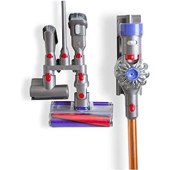 EisEyen - Soporte para cepillo de aspiradora, accesorio para Dyson V7 V8 V10: Amazon.es: Hogar
