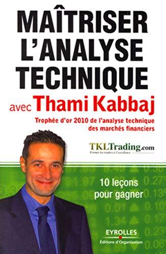 Maîtriser l'analyse technique avec Thami Kabbaj