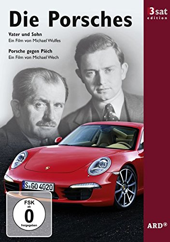 3sat Edition: Die Porsches