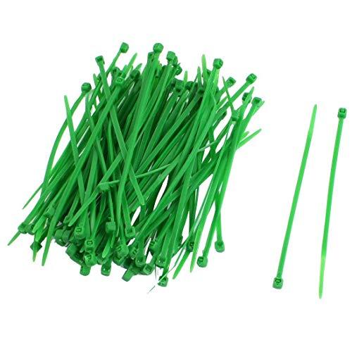 100-1000 Stück PROFI KABELBINDER Kabel Binder 3,6x150mm Grün 300 Stück
