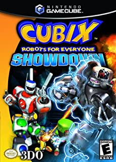 cubix video game