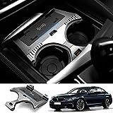 QXIAO Kabelloses Handyladegerät,Qi Standard Wireless Charger 15W Schnellladung für BMW 5er G30 G31 2018-2021 Panel Zubehör Zentralkonsole Auto Handyhalter Ladegerät