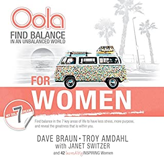Oola for Women audiobook cover art