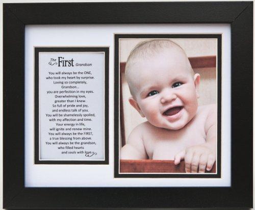 The Grandparent Gift Frame Wall Decor, First Grandson