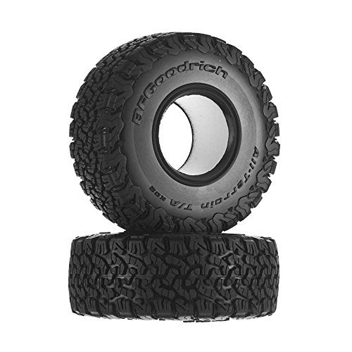 Axial AX31412 1.9 BF Goodrich All-Terrain T/A KO2 R35 Compound RC Tires with Foam Inserts (Set of 2): AXIC4412