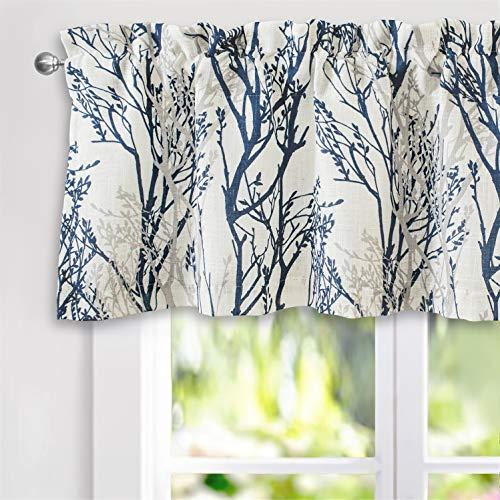 DriftAway Tree Branch Linen Blen...