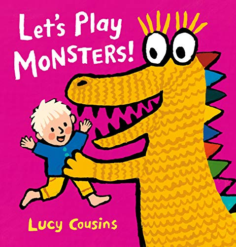 Compare Textbook Prices for Let's Play Monsters Illustrated Edition ISBN 9781536210606 by Cousins, Lucy,Cousins, Lucy