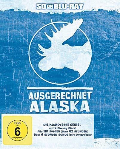 Ausgerechnet Alaska - Die komplette Serie (SDonBD) [Blu-ray]