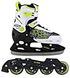 Acra H714/1 Patines con reemplazable chasis - Talla. 37-40