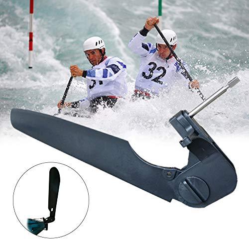 Kayak Rudder - Kit de línea de dirección para control de cola de barco, fibra de vidrio de nailon, piezas de repuesto