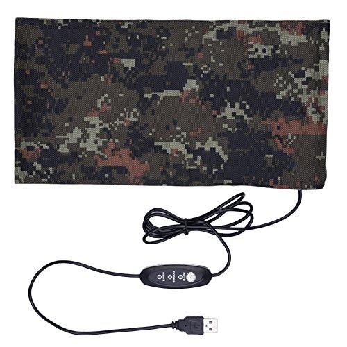 爬虫類・小動物用 方型 USB ホットカーペット