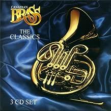 Canadian Brass: Classics by Canadian Brass (2011-04-05)