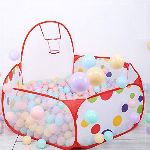 Special&Kind Baby Play Tent Foldable Breathable Mesh Playground Safety And Environmental Protection Shooting Durable Without Ocean Ball