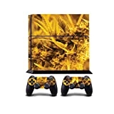 Marijuana Buds Print PS4 PlayStation 4 Vinyl Wrap / Skin / Cover for Sony PlayStation 4 Console and PS4 Controllers
