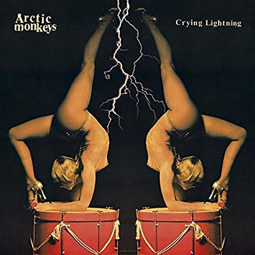 "Crying Lightning (7"")"