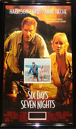 Six Days Seven Nights : Widescreen Edition