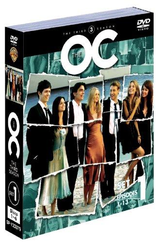The OC〈サード〉セット1 [DVD]の詳細を見る
