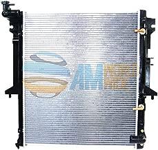 mitsubishi triton radiator