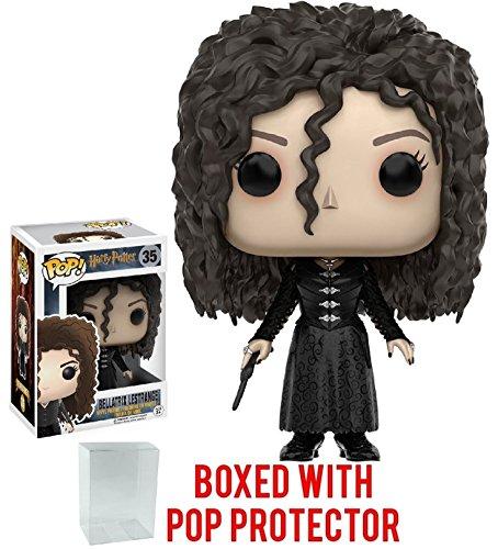 Funko Pop! Movies: Harry Potter - Bellatrix Lestrange #35 Vinyl Figure (Bundled with Pop Box Protector Case) image