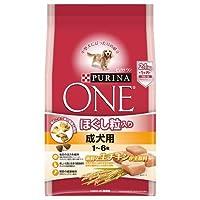 ピュリナワン ドッグ ほぐし粒入り 1~6歳 成犬用 チキン 2.1kg×4袋
