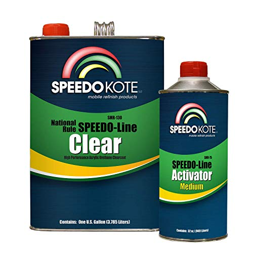SPEEDOKOTE Automotive Clear Coat