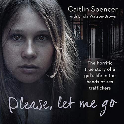 Please, Let Me Go audiobook cover art