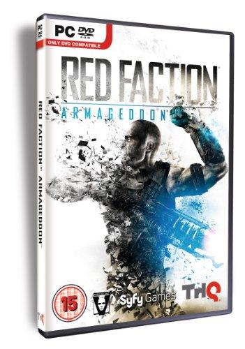 Red Faction Armageddon - Commando & Recon Limited Edition (PC DVD) [Importación...