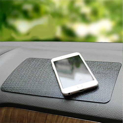 pas cher un bon MiniSuit Smartphone Tablet Support universel en silicone antidérapant pour tapis de voiture -…