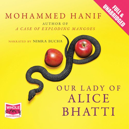 Our Lady of Alice Bhatti audiobook cover art