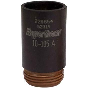 105 HRT MRT ApplianPar 220854 Plasma Cutting Torch Retaining Cap Cover Tips for Hypertherm Powermax 65 85
